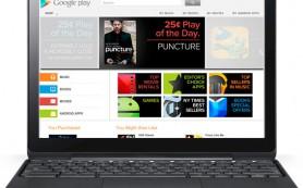 Google отменил Android Market и запустил конкурента iTunes