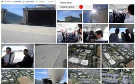 В Google+ появилась возможность реорганизовывать фото