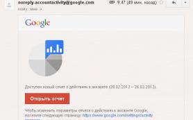 Google запустил корпоративный инструмент Vault и сервис Account Activity