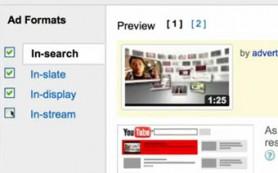 YouTube запустил сервис для размещения таргетированной видеорекламы