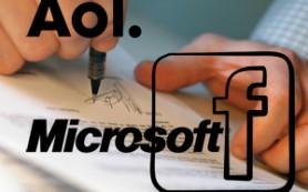 Facebook договорился с Microsoft о выкупе примерно 650 патентов