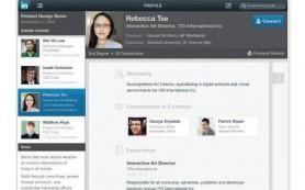 LinkedIn представила приложение для iPad