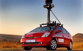 Автомобиль Google протестировал незрячий человек
