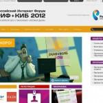 Бизнес в интернете и регулирование стали основными темами РИФ+КИБ 2012