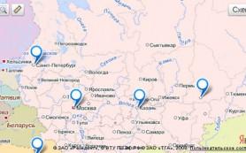 Яндекс.Карты представили новую версию API 2.0