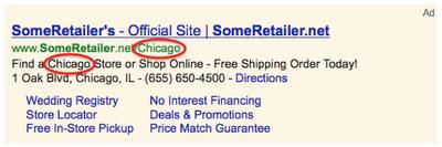 Google AdWords: новые настройки геотаргетинга
