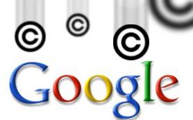Число претензий к Google от владельцев авторских прав превышает 1 млн. в месяц