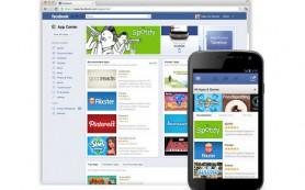 Facebook откроет онлайн-магазин приложений App Center