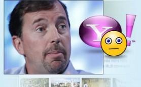 Компания Yahoo объявила о смене генерального директора