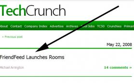 AOL опровергла слухи о продаже TechCrunch