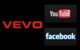 Google и Facebook конкурируют за партнёрство с Vevo