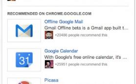 Кнопка Google+ будет рекомендовать контент сайта