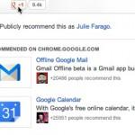Google открыл кнопку «+1» для сторонних сайтов