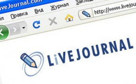 LiveJournal  протест против «черных списков»