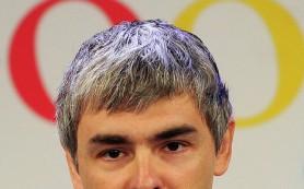 Пейдж пропустил конференц-звонок Google из-за потери голоса