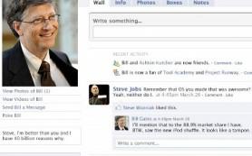 Facebook призналась в миллионах фальшивых аккаунтов