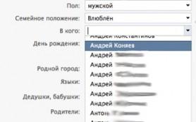 Соцсеть «ВКонтакте» легализовала однополые отношения