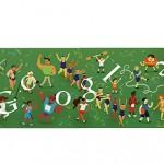 Google отметила дудлом 50-летие со дня рождения Виктора Цоя