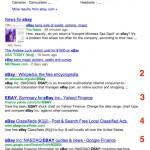 Google: визуальное представление результатов поиска