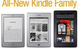 Долгожданная премьера новинок Kindle от Amazon