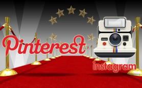 Pinterest и Instagram растут с феноменальной скоростью