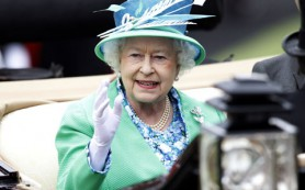 Освободилась вакансия водителя для королевы Елизаветы II