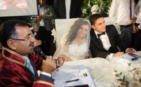 В Турции провели 1-ю Twitter-свадьбу