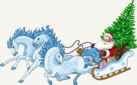 В интернет запустили проект «Дед Мороз: сообщи о хороших людях»