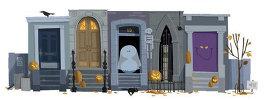 Компания Google отметила Хэллоуин анимированным логотипом-дудлом