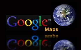 Google добавил 25 миллионов контуров зданий на Google Карты