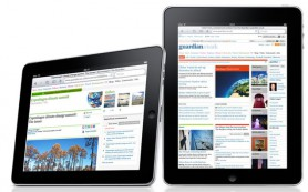 Через Apple iPad проходит 98% планшетного интернет-трафика