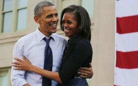 Президентская чета США юбилей своей свадьбы отметила в Твитере