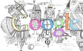 Логотип тольяттинской девочки может украсить страницу крупнейшего интернет-поисковика