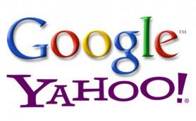 Акции Yahoo растут лучше, чем акции Google