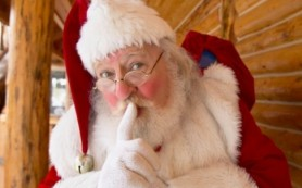 Компания Google начала слежку за Санта-Клаусом