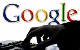 Реклама встречи с героями фильма о Google была размещена на главной странице поисковика