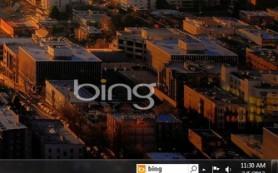 Microsoft выпустил обновленную версию Bing Desktop