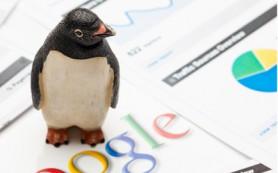 Google Penguin исполнился год
