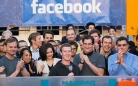 Чистая прибыль Facebook в Q1 выросла на 58%; доход от рекламы составил $1,25 млрд.
