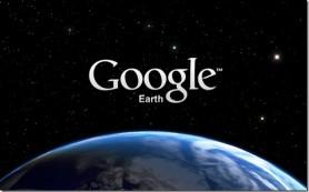 В сервисе Google Earth появился взрыв ядерной бомбы