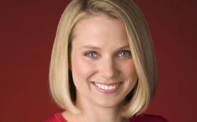 Марисса Мейер отмечает годовщину работы в Yahoo
