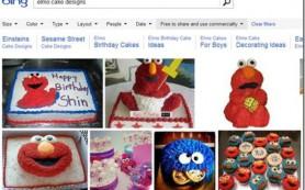 Поиск по картинкам Bing научился находить авторские изображения