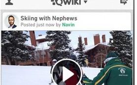 Yahoo покупает видеоприложение Qwiki и стартап Bignoggins