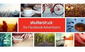 Facebook позволил бесплатно использовать фото с Shutterstock в рекламе