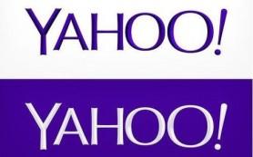 Глава Yahoo Марисса Майер представила обновленный логотип компании