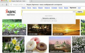 «Яндекс» запускает поиск по визуальным запросам