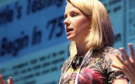 Марисcа Мейер встала на защиту нового логотипа Yahoo