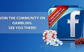 Facebook предложила на своем сайте казино, покер и другие азартные игры