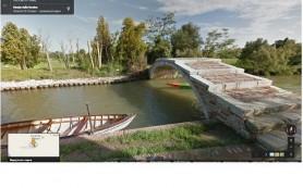 Google Street View позволил совершить виртуальную прогулку по Венеции