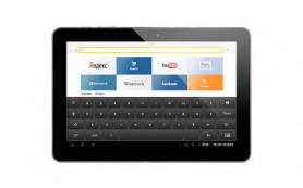 «Яндекс.Браузер» появился на Android-планшетах
